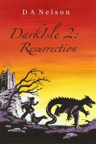 Front cover of DarkIsle: Resurrection