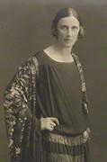 NPG P1363; Mabel Lucie Attwell by Elliott & Fry