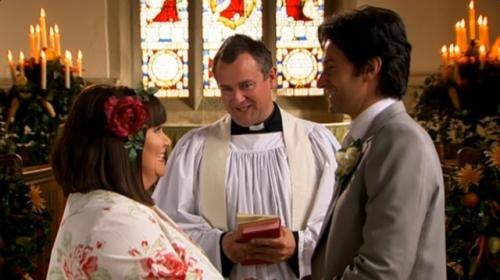 Geraldioe marries.