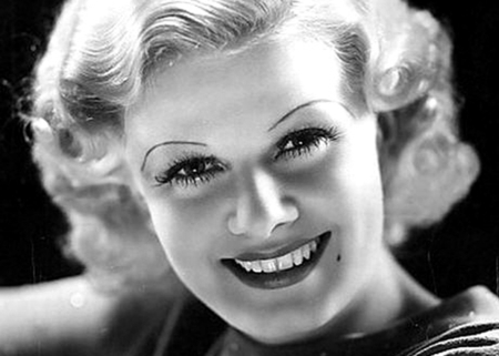 Jean Harlow...more about her later.